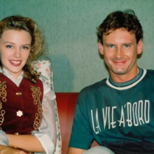 Peter & Kylie Minogue